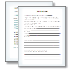 family reunion booklet templates