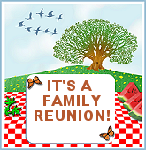 Family Reunion Invitations Free Clip Art U2026  Invitations For Family Reunion